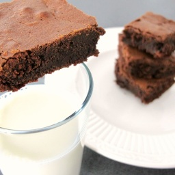 Supah Fudge Brownies…