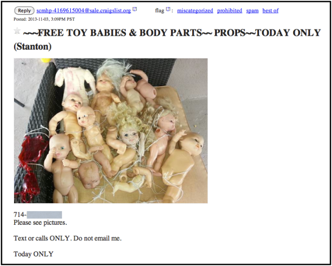 Screen shot Dolls